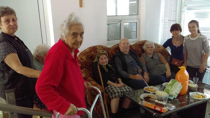 Международният ден на възрастните хора беше отбелязан и в Защитеното жилище за лица с физически увреждания в град Болярово. Те се събраха да отбележат...