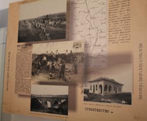Преди 146 години Ямбол се свързва с железница