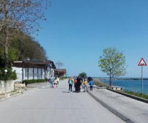 Предлага се недопускане на коли до Крайбрежната алея във Варна