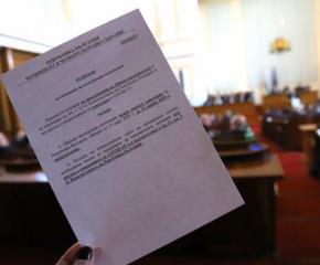 Предлагат удължаване на извънредното положение до 13 май
