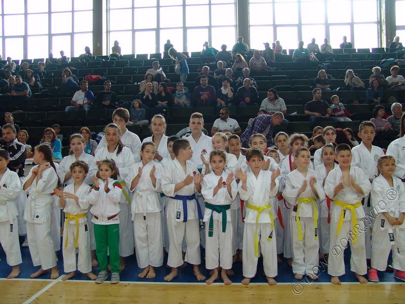 На провелото се в град София, в края на месец април, 16-то Национално индивидуално и отборно първенство по Шотокан Карате - До, за състезатели над 12 годишна...