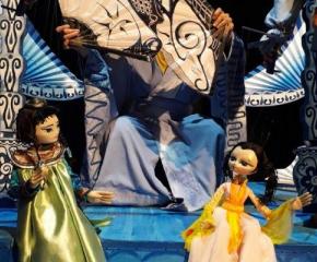 """Представлението """"Славеят"""" ще бъде изпълнено тази неделя от кукления театър в Сливен"""