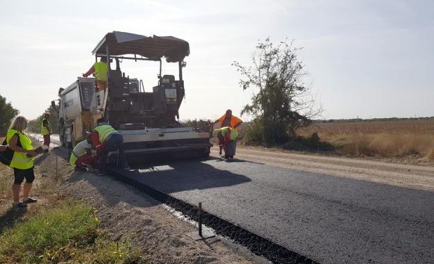 """Ремонт на международния път към Граничен пункт """"Лесово"""" предстои на територията на Ямболска област. Дейностите трябва да приключат до края на следващата..."""