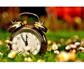 Преместваме часовника с час напред в 3:00 на 28 март