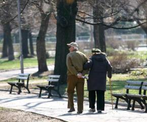 През 2070 г. пенсионерите ще са над 30% от населението