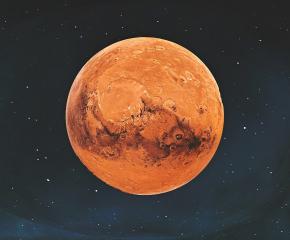 През нощта на 14 октомври Марс ще свети много ярко