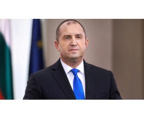 Президентът Румен Радев: Пожелавам ви година, в която да сбъднем онази промяна, за която копнеем