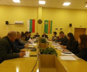 Приемат бюджета на община Болярово