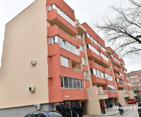 Приключи обновяването на още един жилищен блок в Сливен