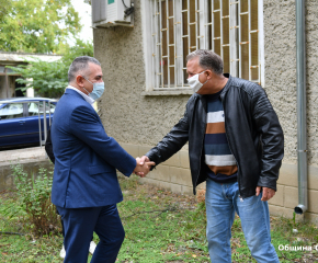 Приключи ремонтът на сградата на Здравната служба в с. Драгоданово (снимки)
