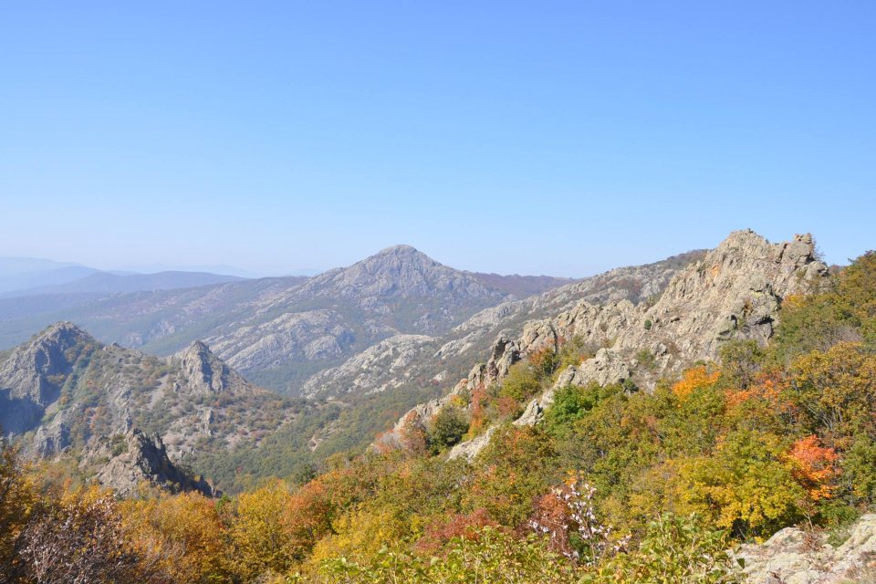 """Дирекцията на Природен парк """"Сините камъни"""" обяви кампания за """"осиновяване"""" на туристически пътеки, кътове за отдих, заслони и други туристически обекти..."""