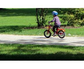 Призив към родителите да осъществяват контрол на децата с велосипеди и тротинетки
