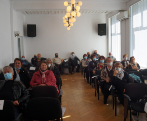 """Призив за доброволна ваксинация отправиха председателите на пенсионерски клубове в община """"Тунджа"""""""