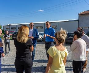 Продължават срещите между кмета на община Ямбол и граждани от различни квартали (ВИДЕО)