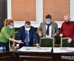 Проектите за благоустрояване на няколко квартала в Сливен са готови