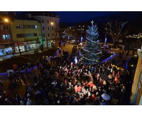 Програма на Община Сливен за Коледа и Нова година