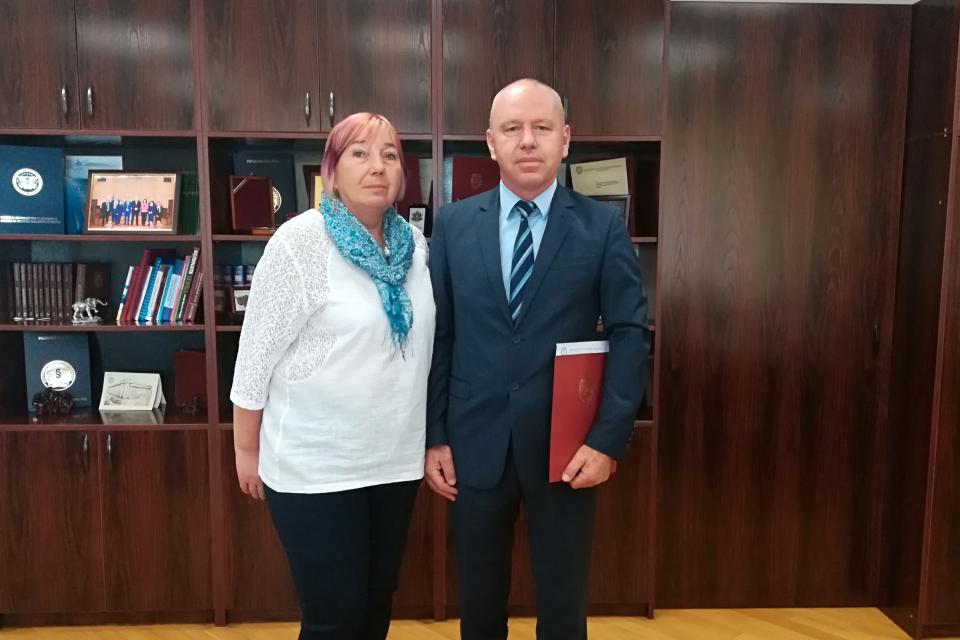 Прокурор Веселин Гангалов встъпи в длъжност като административен ръководител на Окръжна прокуратура-Сливен. Той бе назначен на поста от Прокурорската колегия...