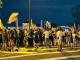 """Протестиращи блокираха пътя към магистрала """"Тракия"""" от Стара Загора"""