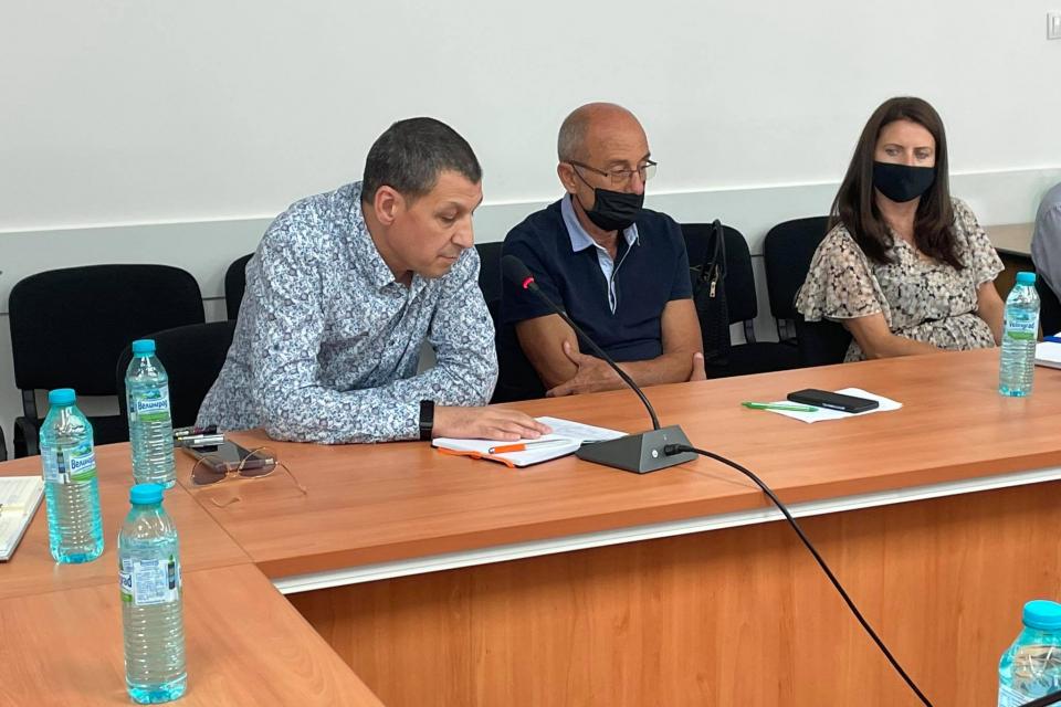 В Областна администрация Ямбол се проведе заседание на Областния медицински съвет. Актуалната епидемиологична обстановка в областта бе представена от директора...