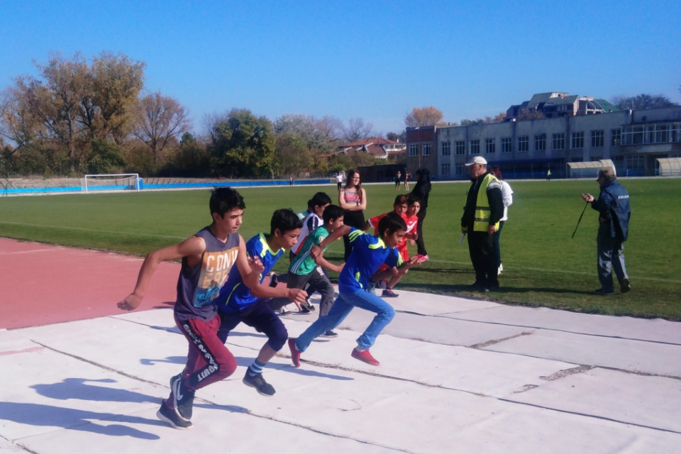 На 08.11.2019 година, от 10.00 часа, на стадиона в гр. Ямбол се проведе общинското ученическо първенство по лека атлетика - състезание от първия етап на...