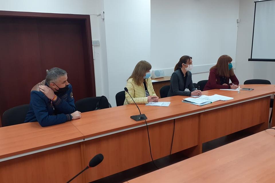 Първа от поредица работни срещи на тема организационно-техническа подготовка на Парламентарните избори на 4 април, се проведе в Областна администрация....