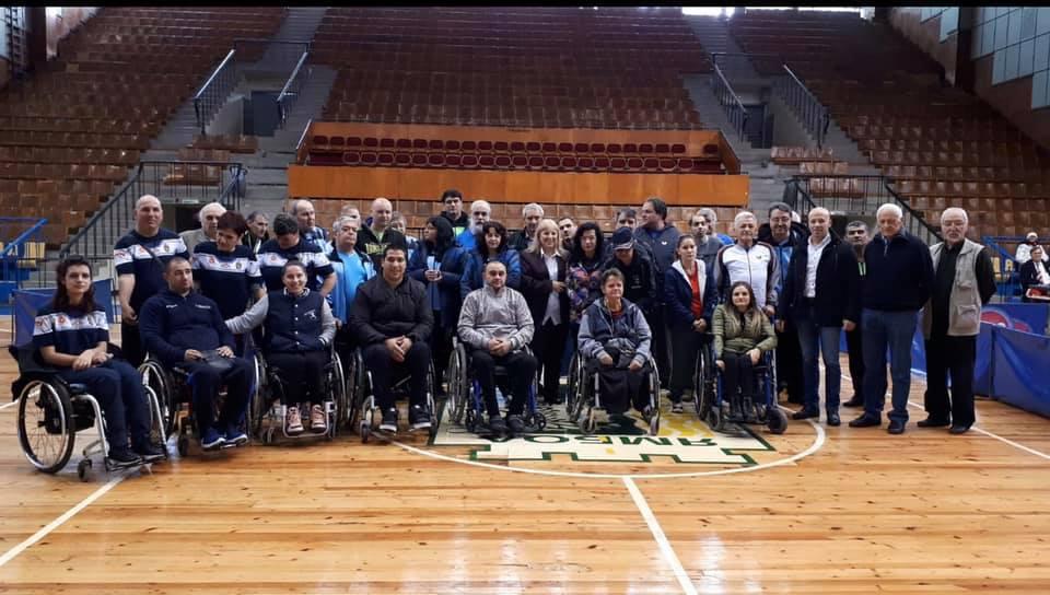 Спортен клуб за инвалиди град Ямбол беше домакин на индивидуален турнир по тенис на маса за хора с увреждания. Той премина под знака на Международния ден...