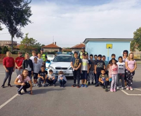 Проведоха се занимания по пътна безопасност в Нова Загора
