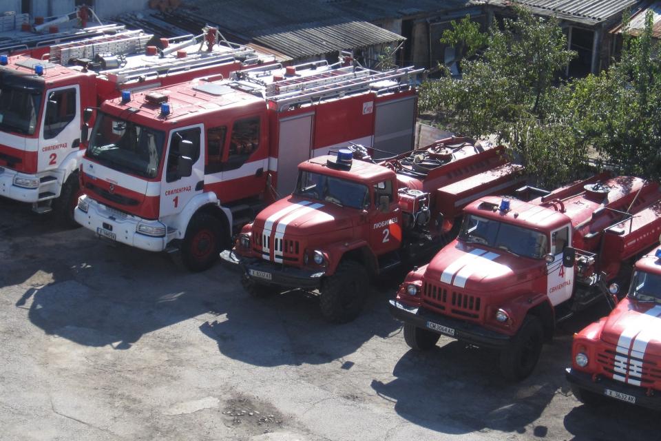 "Района служба ""Пожарна безопасност и защита на населението""- Сливен проверява с приоритет и по график домовете за социални грижи, детски градини и детски..."