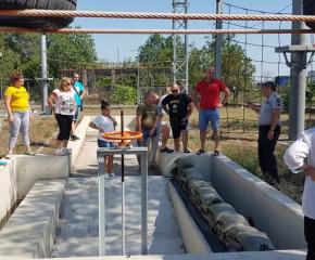 Провеждат се обучения от БЧК-Ямбол за действия при наводнения