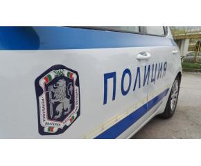 """ПТП на магистрала """"Тракия"""" в района на Нова Загора"""