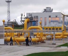 Пускат природния газ през Странджа
