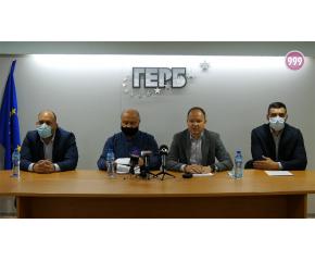 Първа пресконференция на ГЕРБ - Ямбол след изборите (ВИДЕО)