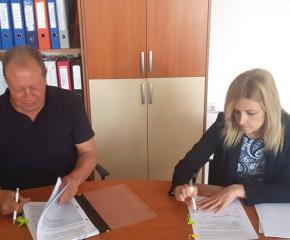 Първият договор по МИГ за проект на община Болярово вече е факт
