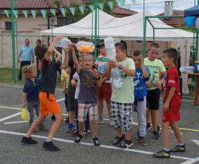 Пъстър детски празник в село Стара река