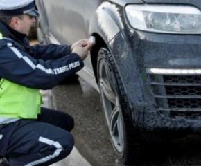 """Пътната полиция продължава Трети етап на акция """"Зима"""""""
