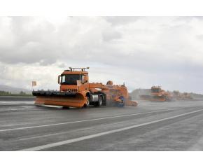 Пътноподдържащите фирми готови за зимата в ямболско