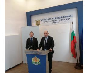 Разкриваемостта на престъпленията в Сливен е 60%