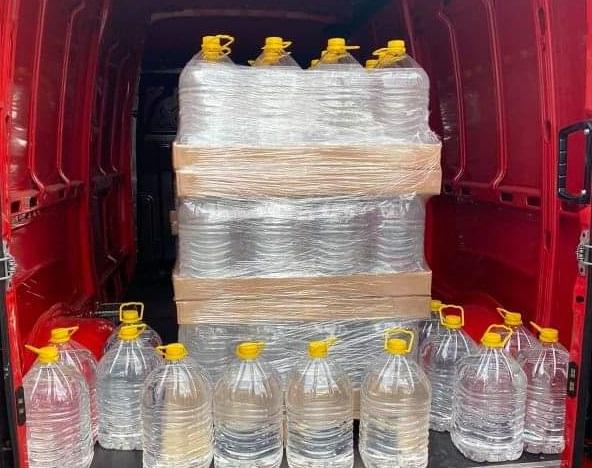 За област Ямбол са разпределени и пристигнаха 3 тона етилов спирт. Спиртът е доставка по линия на Логистично-координационния център към Националния оперативен...