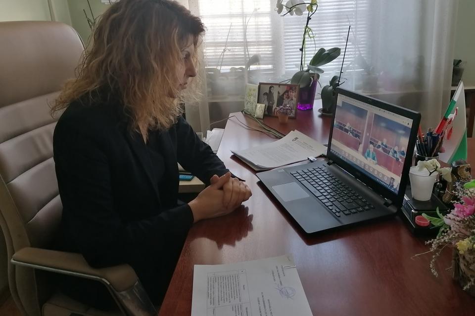 Заседание на Инициативния комитет за тържествено отбелязване на 200-годишнината от рождението на един от най-видните български революционери Георги Стойков...
