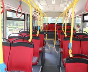 Редуциране на курсовете на градските автобусни линии