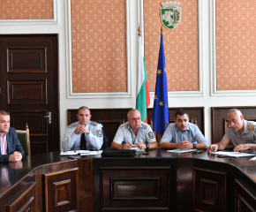 Регионална среща за зимното поддържане се проведе в Сливен