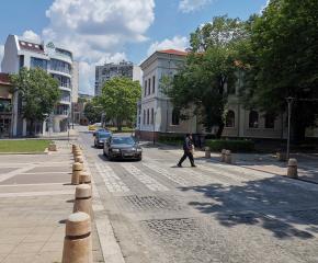 "Ремонт на улица ""Бузлуджа"" в Ямбол на 8 юни"
