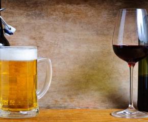 Решиха ДДС-то за бира и вино да стане 9%