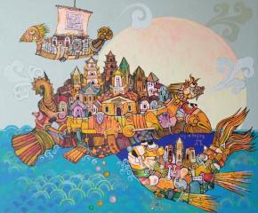 """Ретроспективна изложба """"Пътуване във времето"""" ще се осъществи на 17 септември"""