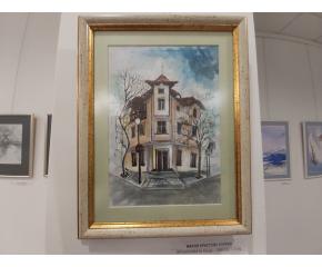 """""""Рисунката"""" – първата за годината изложба в Арт галерия """"Кирил Кръстев"""""""