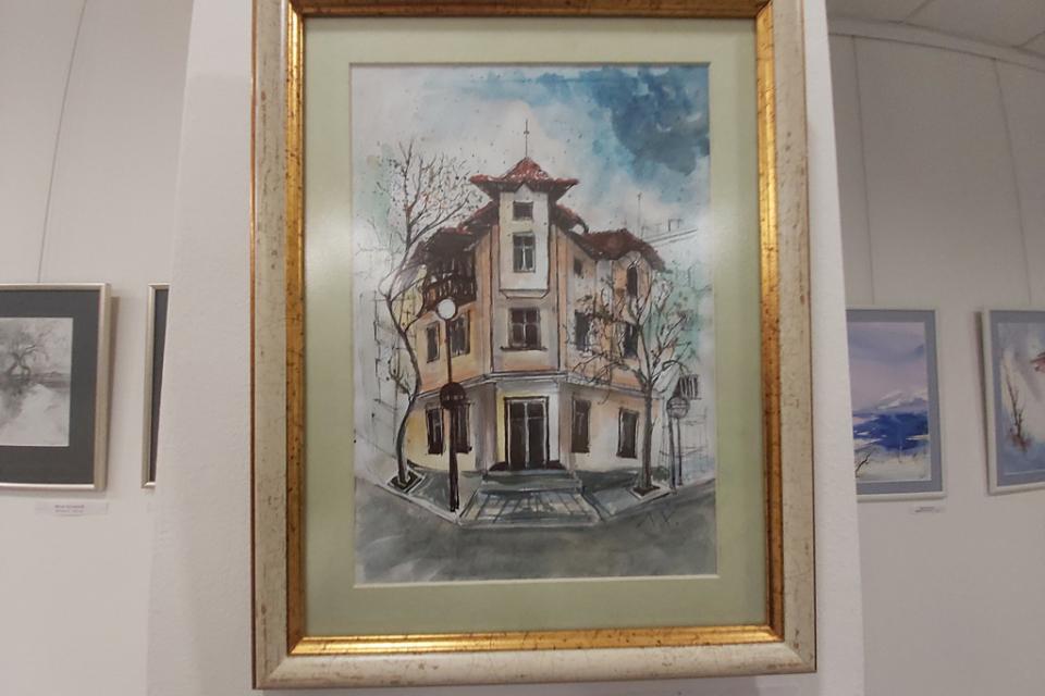 """Поредното издание на изложбата """"Рисунка"""" бе открита снощи, 21 февруари, в Арт галерия """"Кирил Кръстев"""" в Ямбол. Това е първата изложба за календарната година,..."""