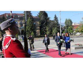 Румен Радев: Девети май събира две знаменателни дати - Деня на победата и Деня на Европа