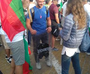 Сблъсъци и ескалация на напрежението в столицата