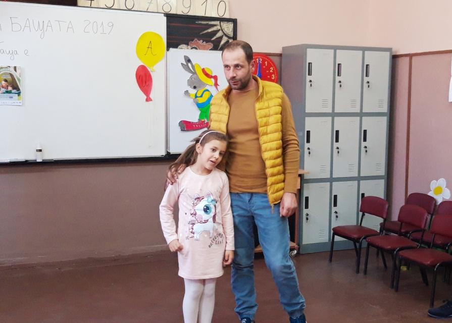 """Под мотото """"Истинският мъж не обича да говори празни приказки!"""" от 11 до 17 ноември в Основно училище """"Св. Паисий Хилендарски"""", село Роза се проведе """"Седмицата..."""