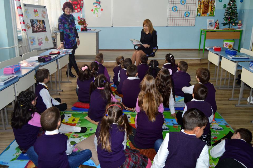 """11 СУ """"Константин Константинов""""-Сливен се включи в Националната инициатива на Министерството на образованието и науката """"Седмица на четенето"""". В дните..."""